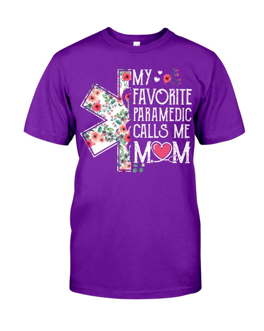 FAVORITE PARAMEDIC T-SHIRT Classic T-Shirt