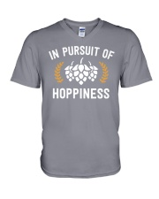 IN PURSUIT OF HOPPINESS  V-Neck T-Shirt thumbnail