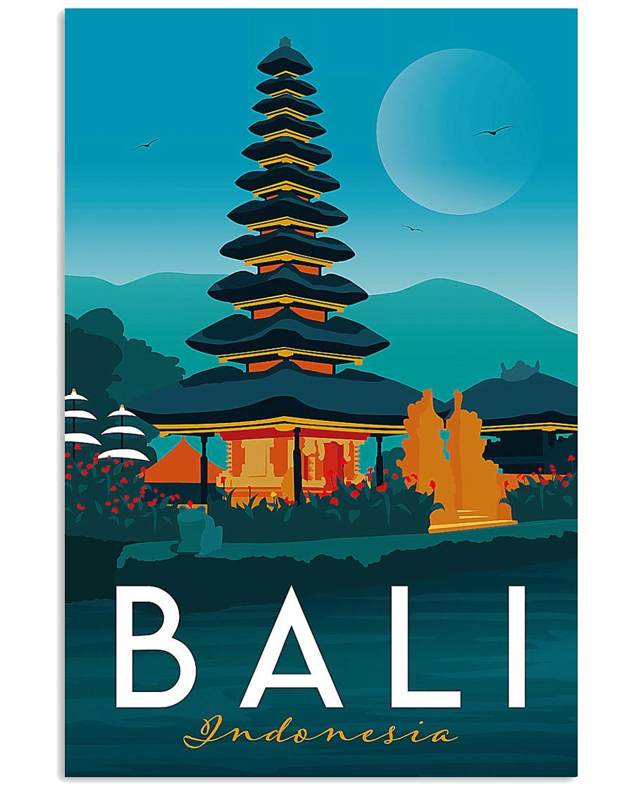 BALI 11x17 Poster