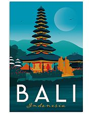 BALI 11x17 Poster front