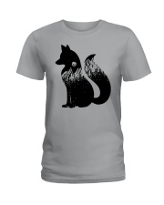AWESOME GIFT FOR CAMPING LOVERS Ladies T-Shirt thumbnail