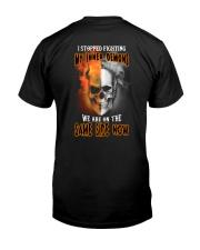 INNER DEMONS Classic T-Shirt back