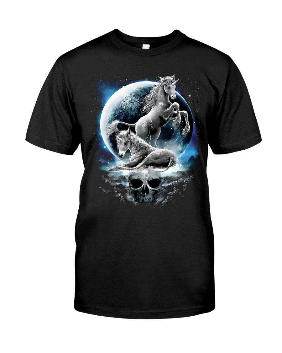 Skull Magical Classic T-Shirt