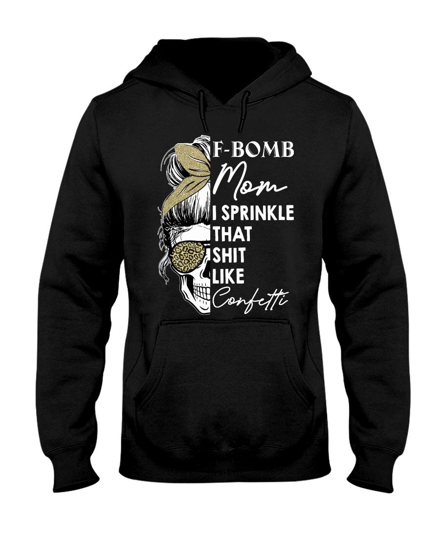 F-Bomb Mom Hooded Sweatshirt