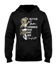 F-Bomb Mom Hooded Sweatshirt front