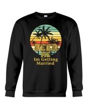 BEER ME I'M GETTING MARRIED Crewneck Sweatshirt thumbnail