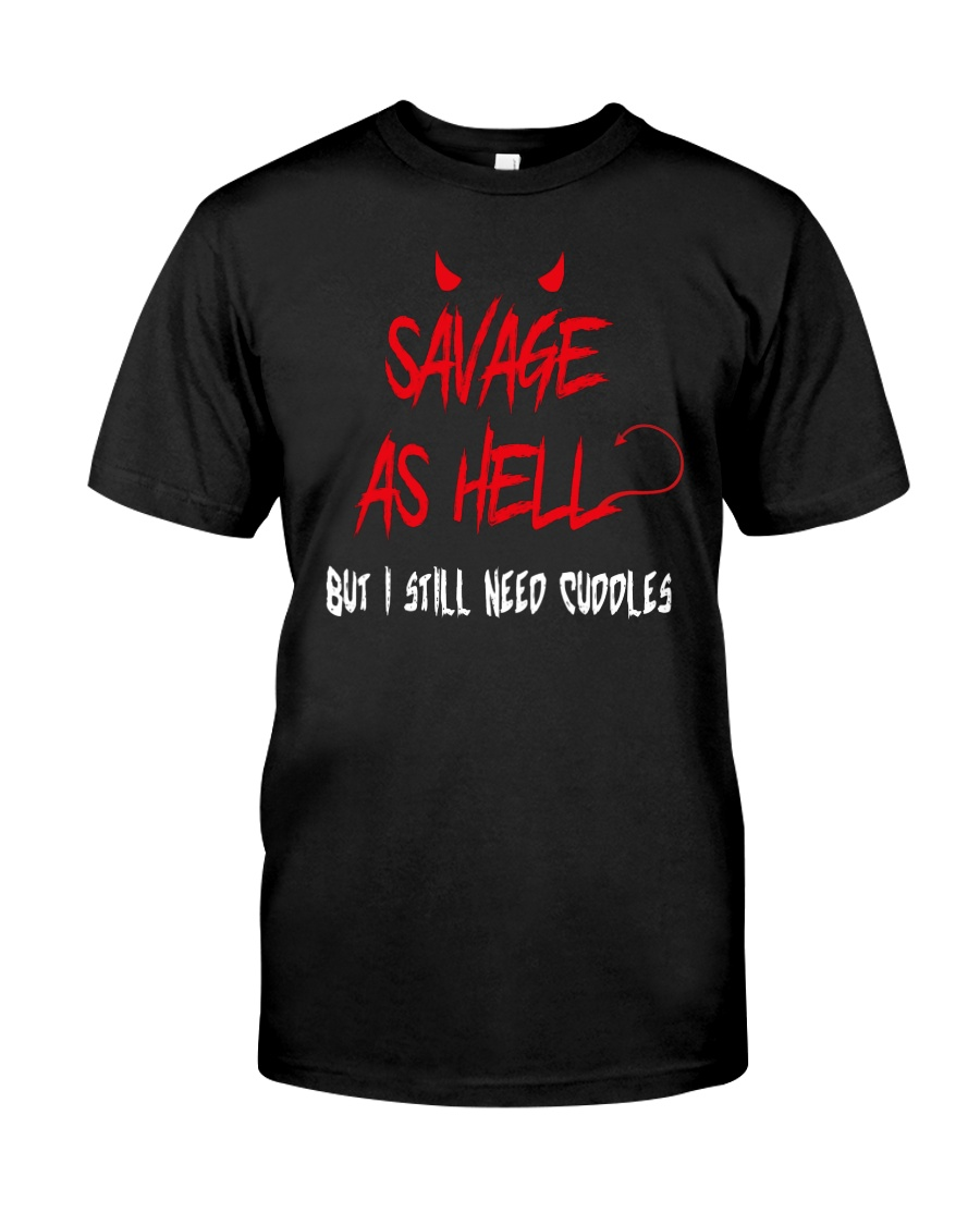 SAVAGE T-SHIRT Classic T-Shirt