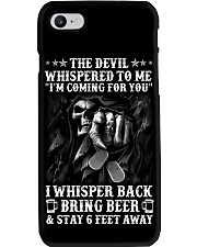 I AM THE STORM - BEER Phone Case thumbnail