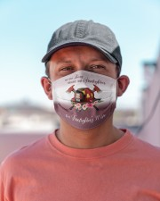 Firefighter life 2 Cloth face mask aos-face-mask-lifestyle-06