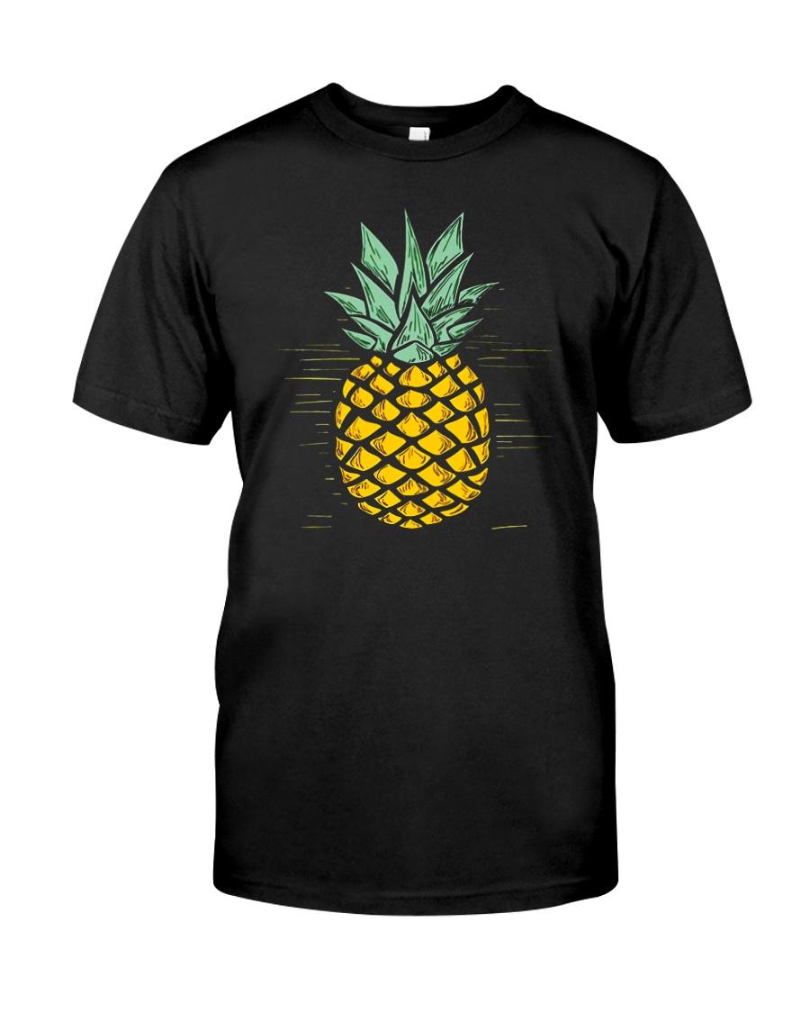 YELLOW PINEAPPLE Classic T-Shirt