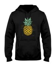 YELLOW PINEAPPLE Hooded Sweatshirt thumbnail