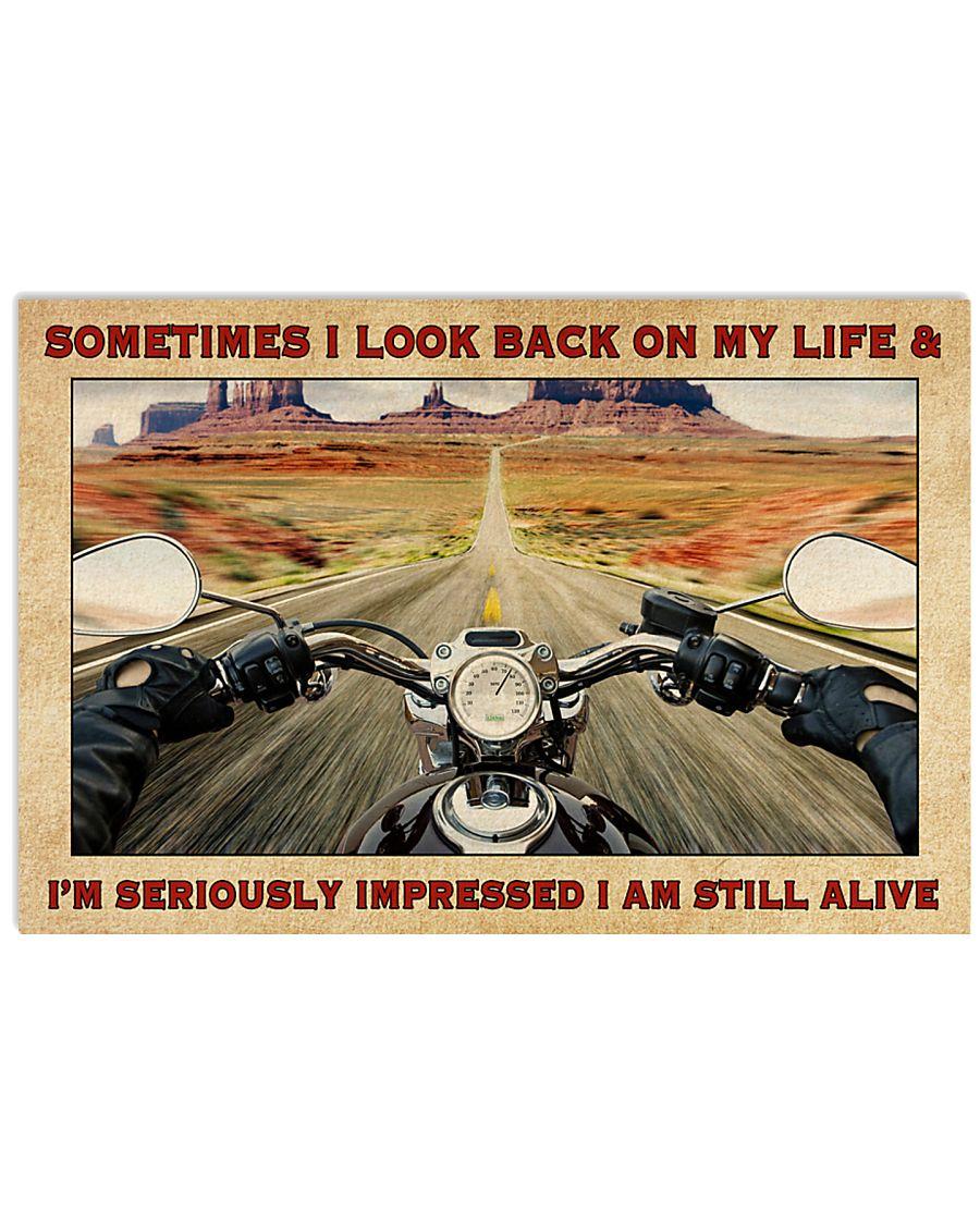 STILL ALIVE 24x16 Poster