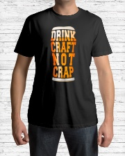 Drink craft not cap-nkt Classic T-Shirt lifestyle-mens-crewneck-front-1