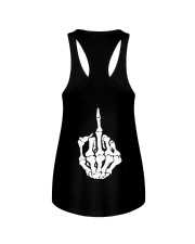 WHY OH YOU TANK TOP Ladies Flowy Tank back