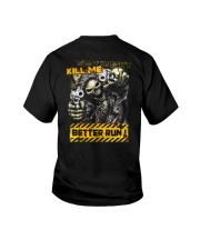 KILL ME Youth T-Shirt thumbnail
