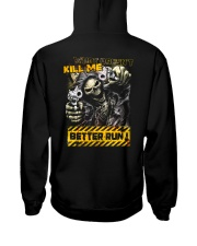 KILL ME Hooded Sweatshirt thumbnail