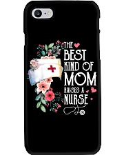RAISES A NURSE Phone Case thumbnail