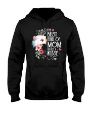 RAISES A NURSE Hooded Sweatshirt tile