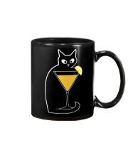 SCREWDRIVER COCKTAIL CAT Mug thumbnail