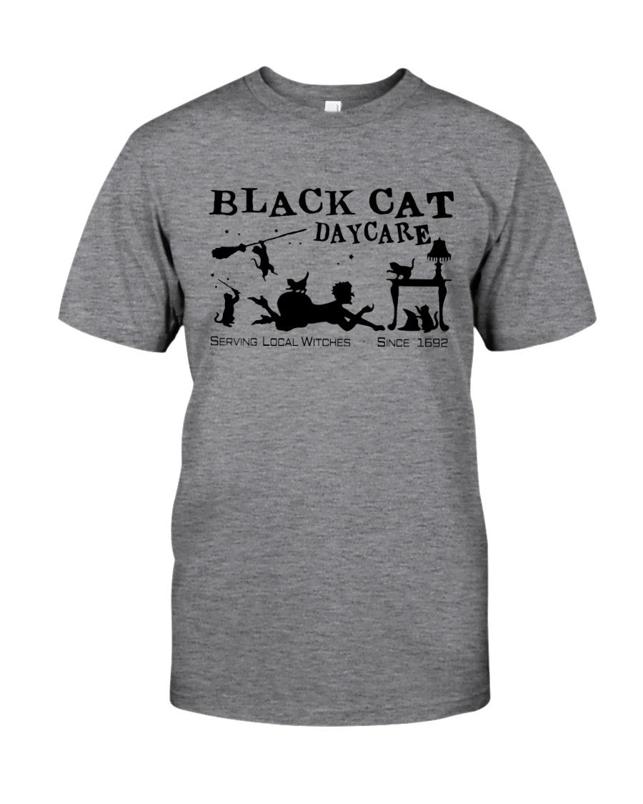 BLACK CAT DAYCARE  Classic T-Shirt