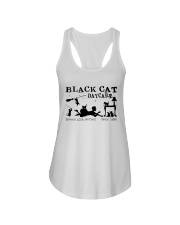 BLACK CAT DAYCARE  Ladies Flowy Tank thumbnail