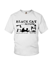BLACK CAT DAYCARE  Youth T-Shirt thumbnail