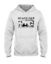 BLACK CAT DAYCARE  Hooded Sweatshirt thumbnail