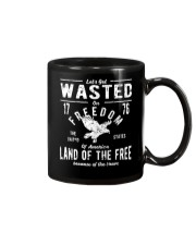 Perfect gift for Independence Day - Wasted Mug thumbnail