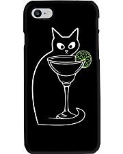CAT AND MARGARITA Phone Case thumbnail