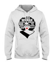 BRAINS AND BEAUTY T-SHIRT Hooded Sweatshirt thumbnail