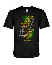 VN COMBAT V-Neck T-Shirt thumbnail
