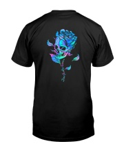 METALLIC SKULL Classic T-Shirt back