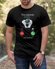 Patients Calling Classic T-Shirt apparel-classic-tshirt-lifestyle-front-53
