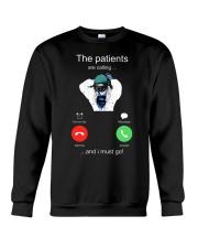 Patients Calling Crewneck Sweatshirt thumbnail
