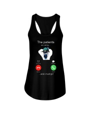 Patients Calling Ladies Flowy Tank thumbnail