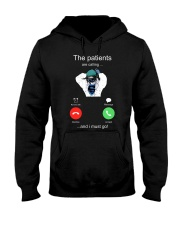 Patients Calling Hooded Sweatshirt thumbnail