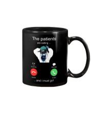 Patients Calling Mug thumbnail