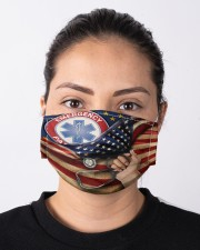 US FLAGS PARA4 Cloth Face Mask - 3 Pack aos-face-mask-lifestyle-01