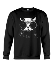 BEST TANK FOR CAT LOVERS Crewneck Sweatshirt thumbnail