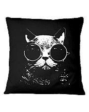 BEST TANK FOR CAT LOVERS Square Pillowcase thumbnail
