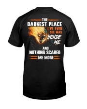 THE DARKEST PLACE Classic T-Shirt back