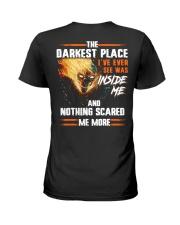 THE DARKEST PLACE Ladies T-Shirt thumbnail