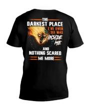 THE DARKEST PLACE V-Neck T-Shirt thumbnail