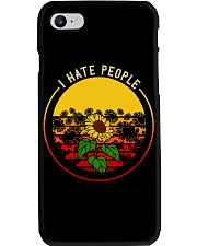 I HATE PEOPLE Phone Case thumbnail