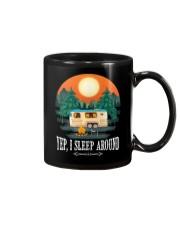 YEP I SLEEP AROUND Mug thumbnail