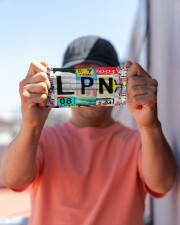 LPN Number Plate Cloth Face Mask - 3 Pack aos-face-mask-lifestyle-05