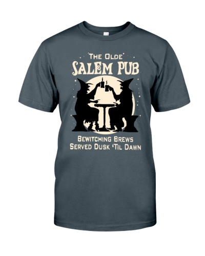 THE OLDE SALEM PUB