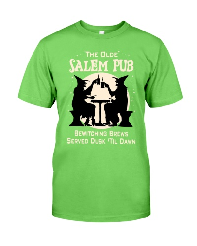 THE OLDE SALEM PUB