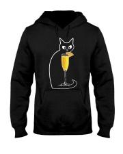 MIMOSA COCKTAIL CAT Hooded Sweatshirt thumbnail