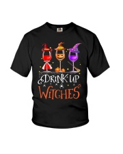 DRINK UP WITCHES Youth T-Shirt thumbnail